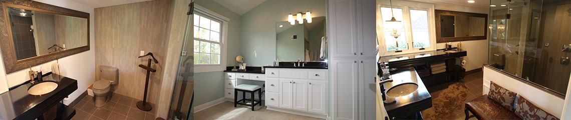Bathroom remodeling by Paul Davis