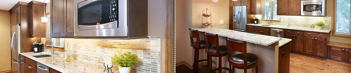 Kitchen remodeling by Paul Davis